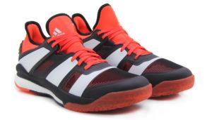 9a19cf0d2454 Leírás: Top kategóriás kézilabdás cipő, mely az Adidas legújabb  fejlesztése. Az Adipower Stabil X maximális támogatást és lábtartást  biztosít.